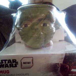 Star Wars Yoda big mug Collectors